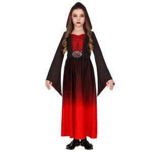 Disfraz dama gotica inf