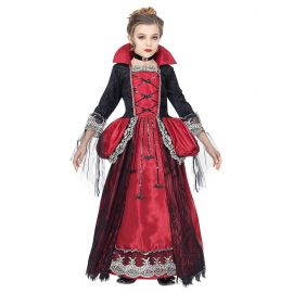 Disfraz vampira enagua