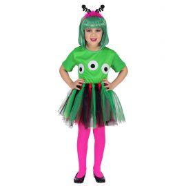 Disfraz alien nena