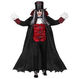 Disfraz el señor de los vampiros
