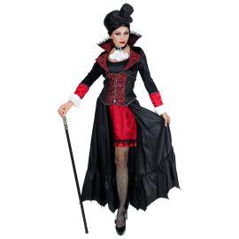 Disfraz la señora de los vampiros