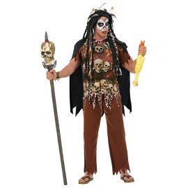 Disfraz divino voodoo