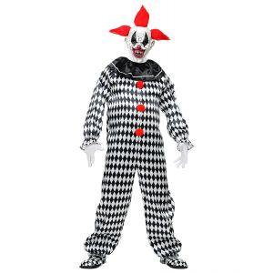 Disfraz circus clow