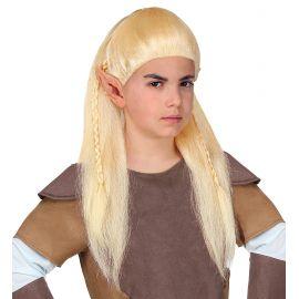 Peluca elfo inf