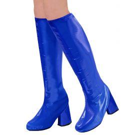 Cubre botas go go azul