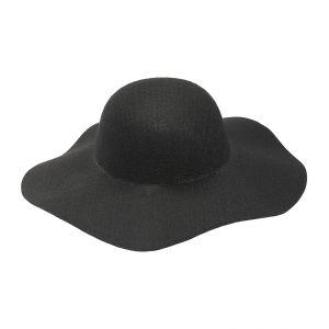 Sombrero mujer negro personalizable