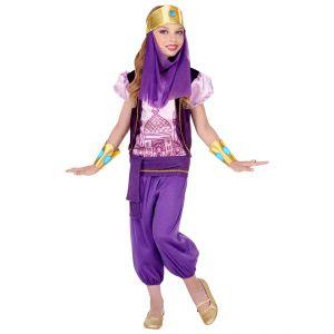 Disfraz princesa arabe inf