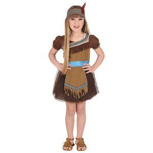 Disfraz india tutu