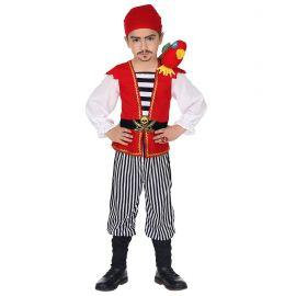 Disfraz pirata chaleco