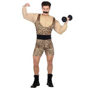Disfraz hombre musculoso