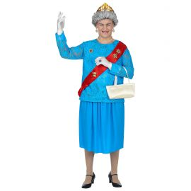 Disfraz la reina
