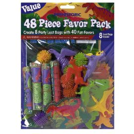 Kit juguetes dinosaurio 48 und