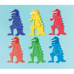 Marca pagina dinosaurio 12 und