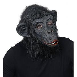 Mascara chimpance negro