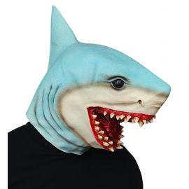 Mascara tiburon asesino