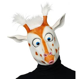 Mascara jirafa ojazos
