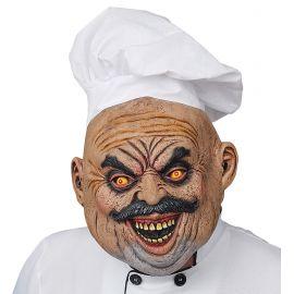Mascara cocinero maligno