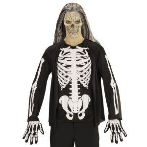 Camiseta esqueleto 14-16