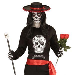 Camiseta dia de los muertos 14-16