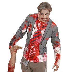 Amiseta zombie chico