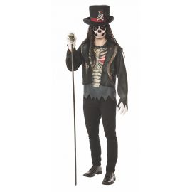 Disfraz voodoo man