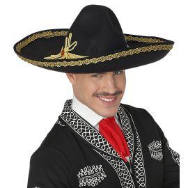 Sombrero mexicano lujo