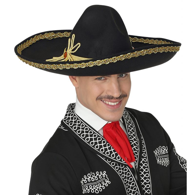 b74d8ab62113f sombrero mejicano lujo