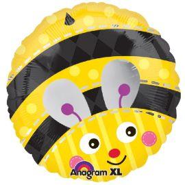 Globo helio abeja