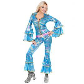 Disfraz reina disco