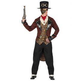 Disfraz steampunk frac