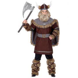 Disfraz guerrero vikingo