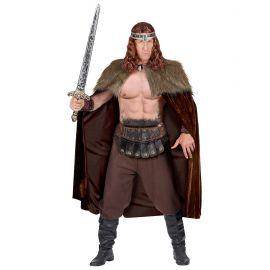 Capa guerrero vikingo