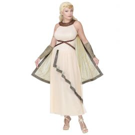 Disfraz diosa griega romana