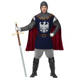 Disfraz caballero medieval aguila