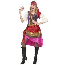 Disfraz gitana pirata