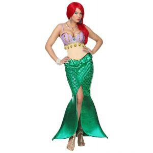 Disfraz sirena de los mares