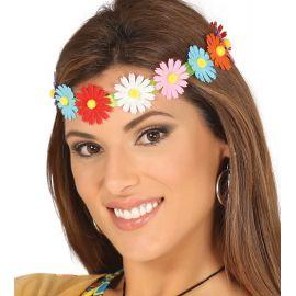 Cinta flores multicolor