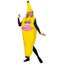 Disfraz miss banana