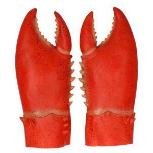 Pinzas cangrejo latex
