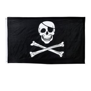Bandera pirata 150x90cm