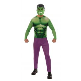 Disfraz hulk opp adulto