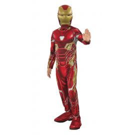 Disfraz iron man iw classic
