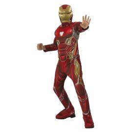 Disfraz iron man iw premium