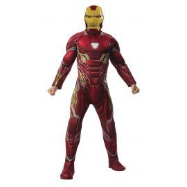 Disfraz iron man iw adt