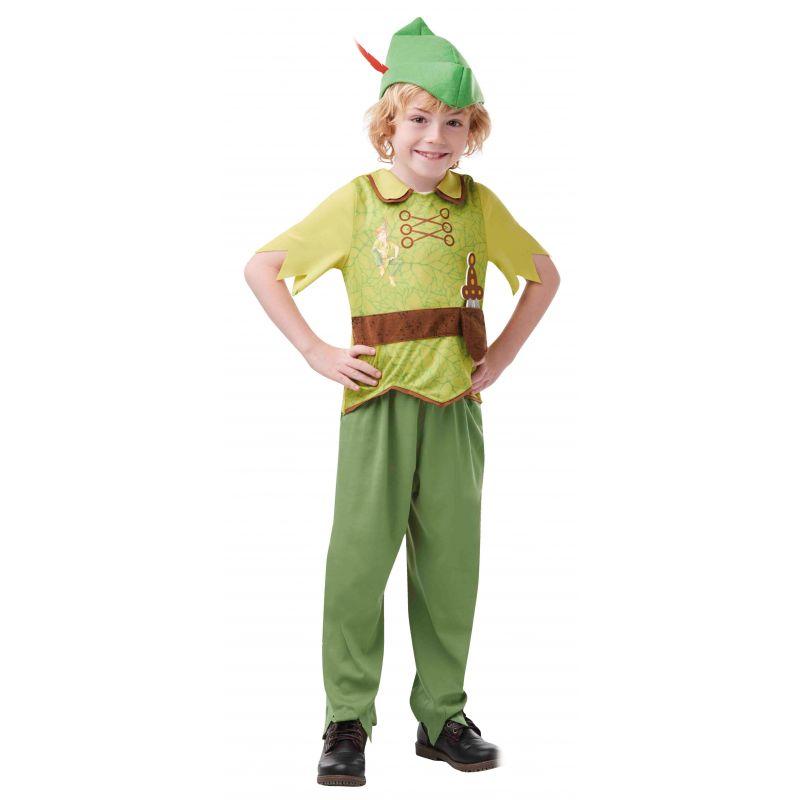 disfraz peter pan infantil 5a48e956441