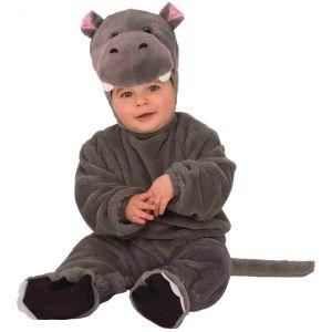 Disfraz hipopótamo 1-2 años
