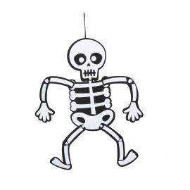 Esqueleto fieltro movil 51 cm