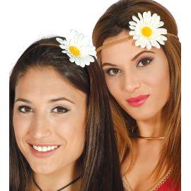 Cinta hippie flor