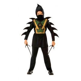 Disfraz mortal ninja