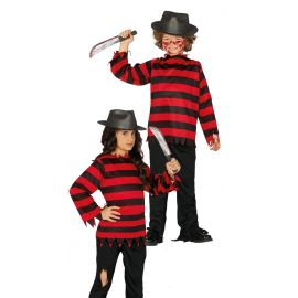 Disfraz terror infantil unisex